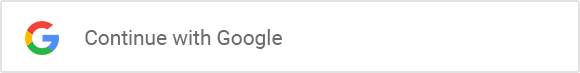 Google login button